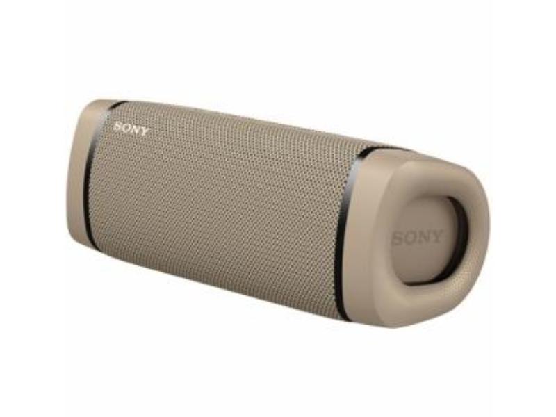 スピーカー ソニー SRS-XB33 CC ワイヤレスポータブルスピーカー ベージュ Bluetooth