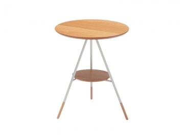 サイドテーブル「ラテ」ナチュラル色