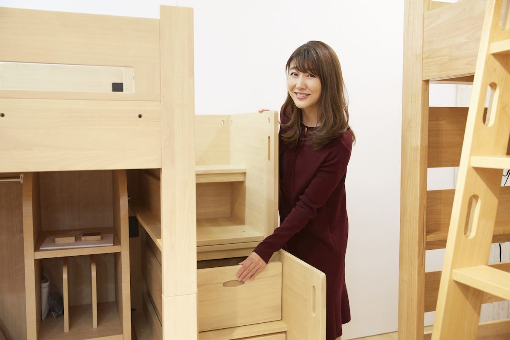 """安めぐみさんの『LIFEinTERIOR』は家族それぞれが""""自分らしさ""""を叶える家具 vol.3"""