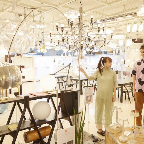 JOYさんとわたなべ麻衣さんの『LIFEinTERIOR』は家族の夢が広がる家具 vol.2