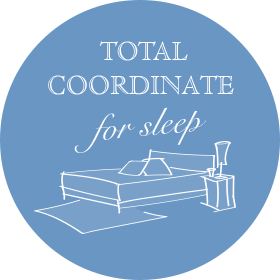 TOTAL COORDINATE for sleep